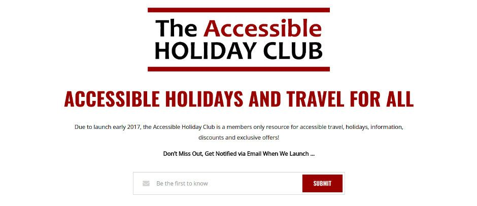 Disabled Holiday Discounts