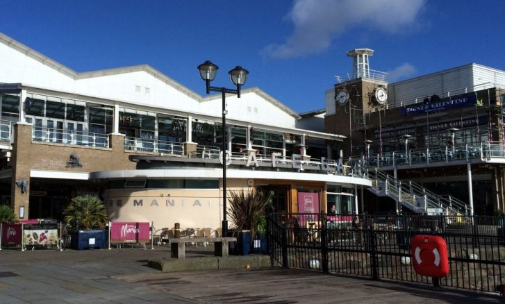 Food and Drink Cardiff Bay