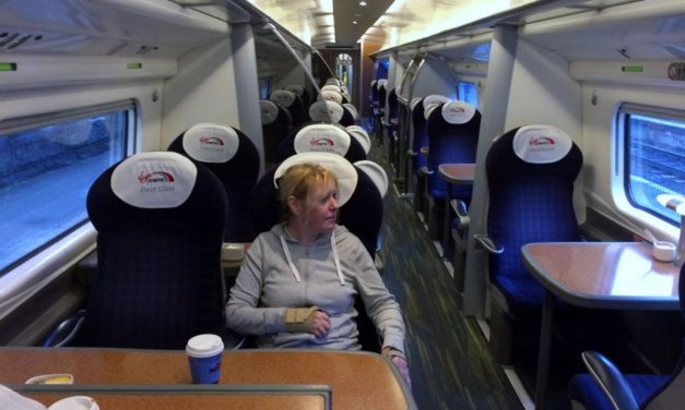 Virgin Trains Went The Extra Mile – Thank You!