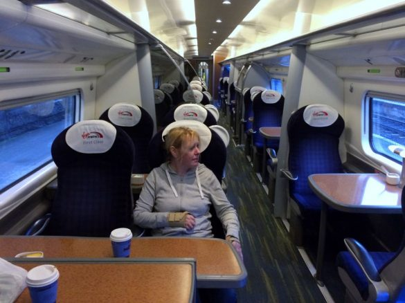 Virgin Trains Went The Extra Mile Thank You