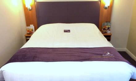 Premier Inn Cardiff City Centre, Wales – Review