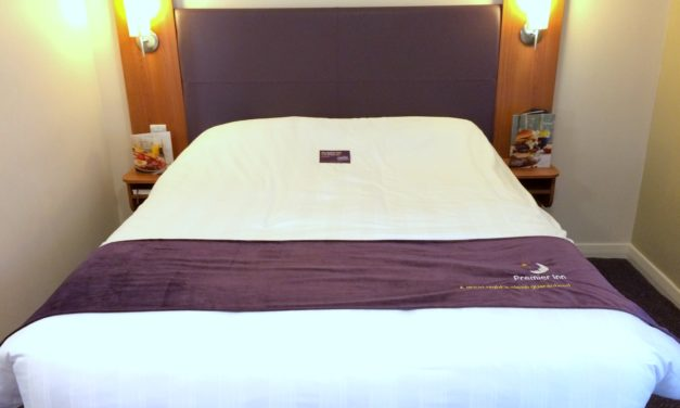 Review: The Premier Inn in Cardiff City Centre
