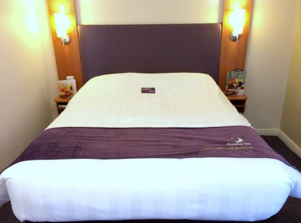 Premier Inn Cardiff City Centre Wales Review