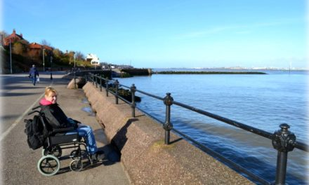 Wirral Coast Path – Seacombe to New Brighton