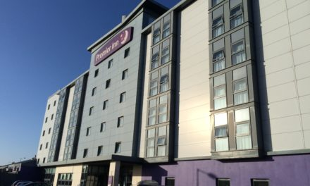 Review: The Premier Inn Hotel at Dublin Airport, Ireland