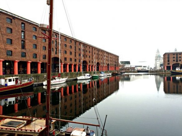 Albert Dock View