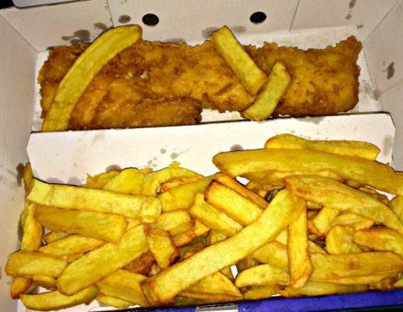 Best Fish and Chips in Wales