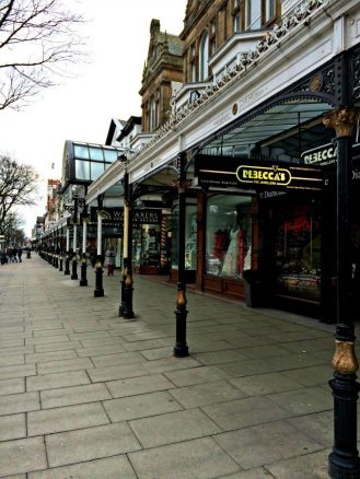 Shops in Southport
