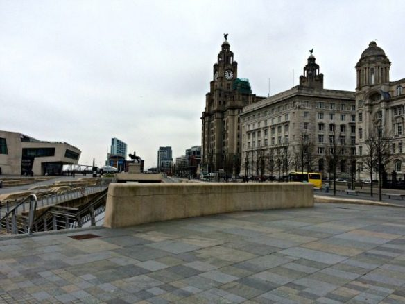 Canal on Pier Head