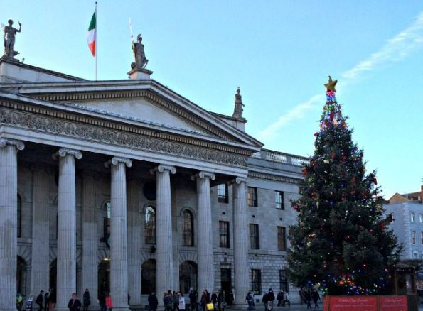 O'Connell Street GPO