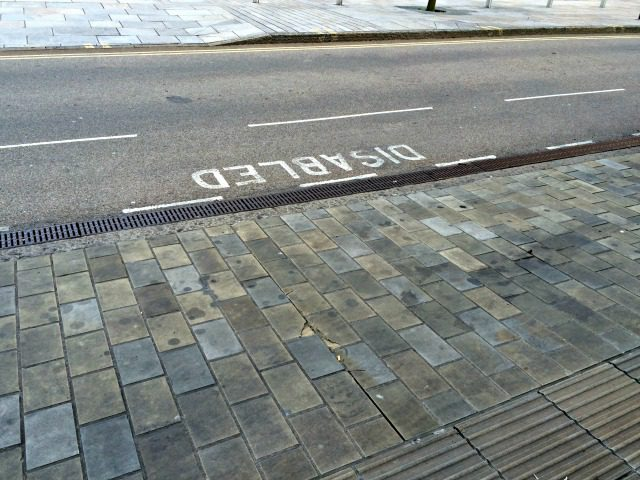 Accessible Pavement