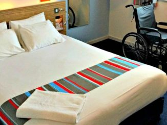 Travelodge Accessible Room