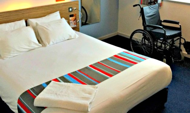 Travelodge Stratford-upon-Avon: Accessible Room Review