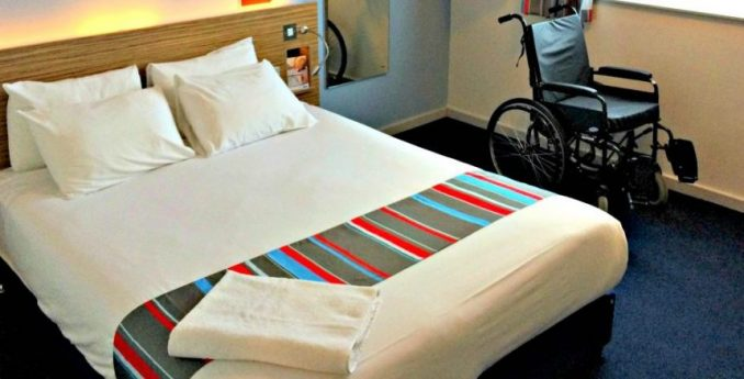 Travelodge Accessible Hotel Room