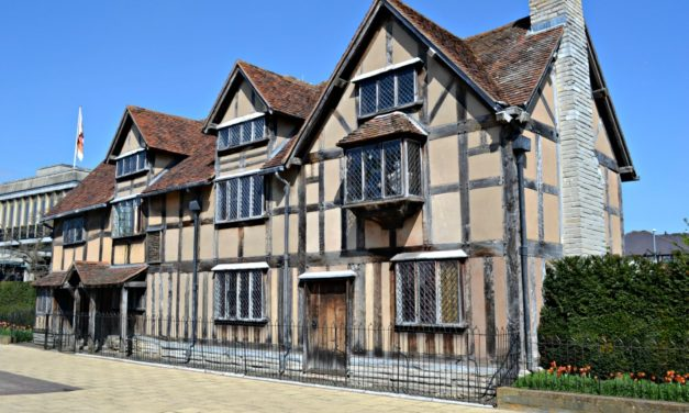 A Weekend Away in Accessible Stratford-upon-Avon