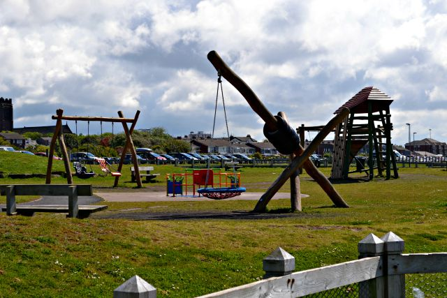 Adventure Playground in Crosby