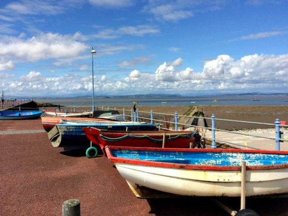 Boats on the Jetty