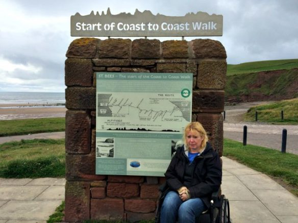 Coast to Coast Walk in St Bees