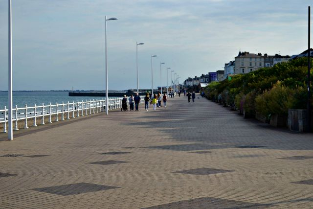 Accessible Promenade in Bridlington