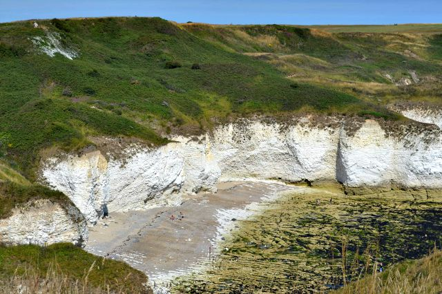 Beach at Flamborough Head