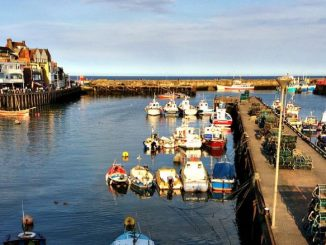 Bridlington in East Yorkshire