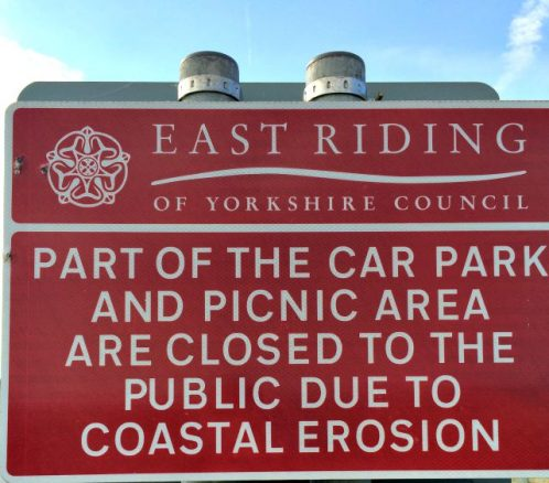 Coastal Erosion Notice