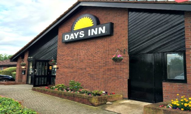 Review: Days Inn Hotel in Gretna Green, Scotland