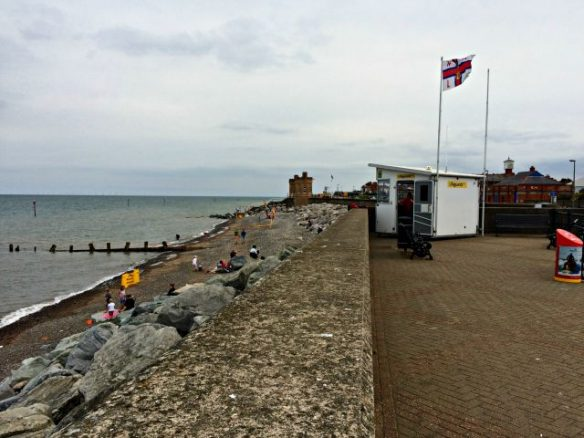 Lifeguard Station in Withernsea
