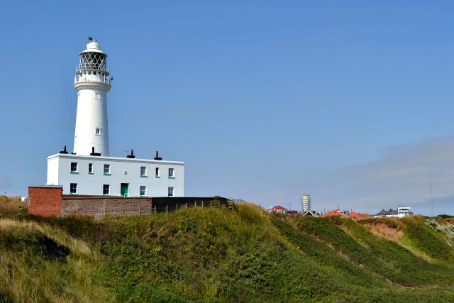Lighthouse Flamborough Head