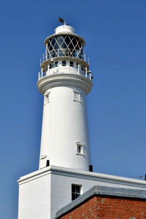 Lighthouse on Flamborough Head