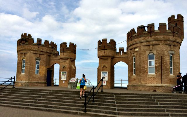 Pier Towers in East Yorkshire