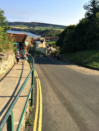 Robin Hood's Bay Low Level