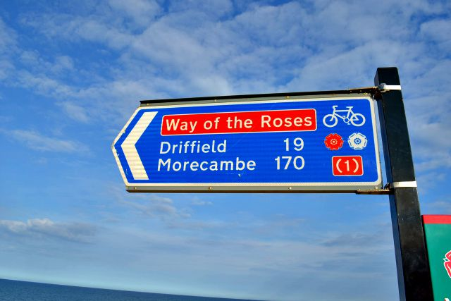 This Way to Morecambe
