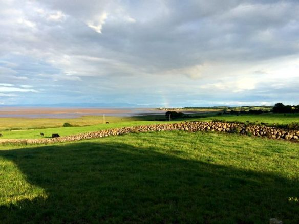 View Over Solway Firth