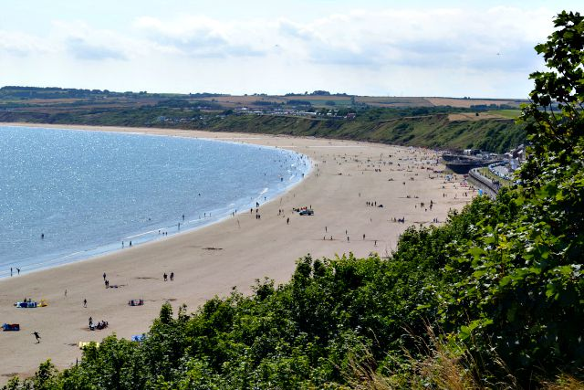 View of Filey