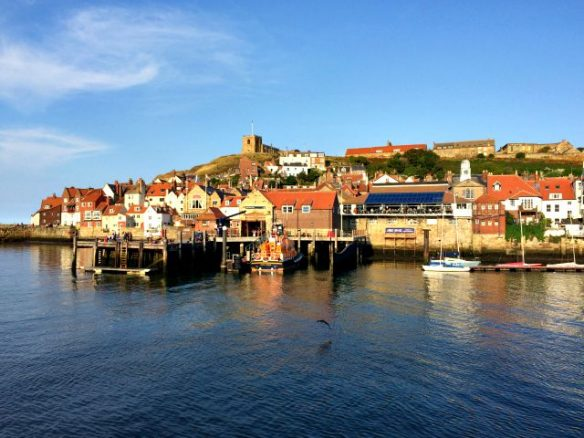 Whitby Harbour View