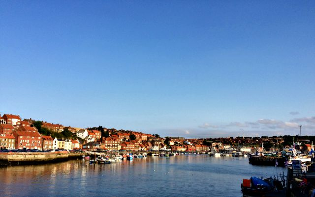 Whitby View from Bridge
