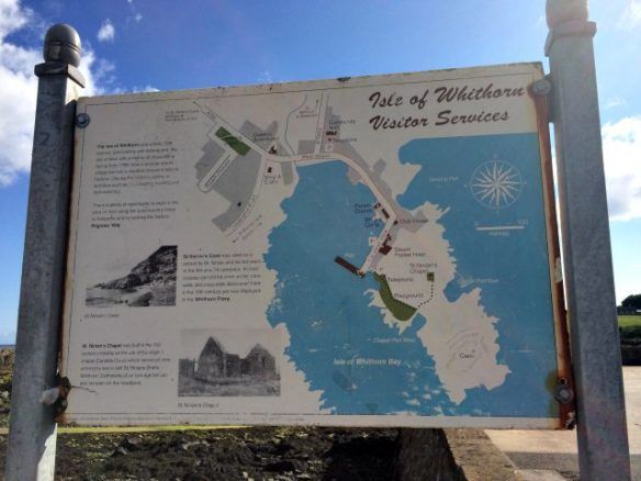 Visit the Isle of Whithorn