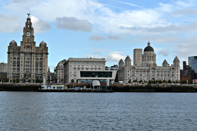 Coming into Liverpool