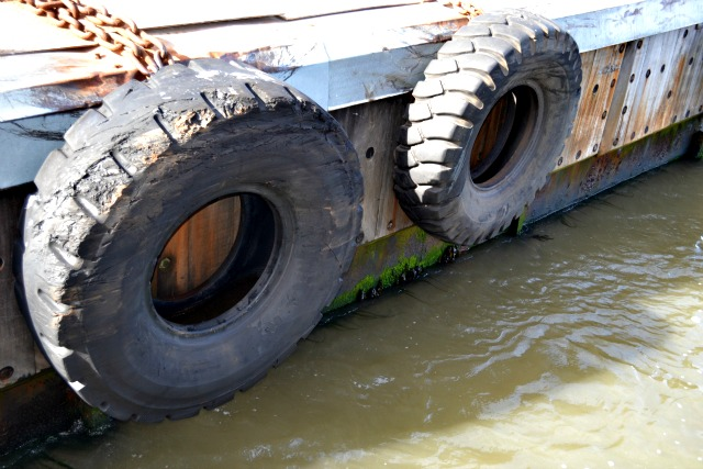 Tyres at Woodside