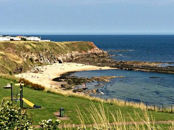 Coastal View in Northumberland