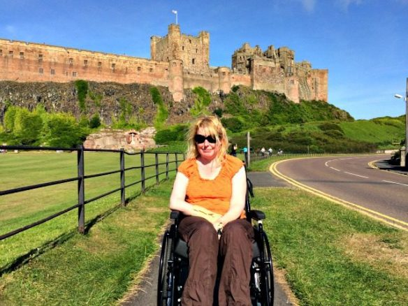 Bridget in Bamburgh