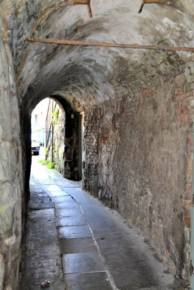 Ginnel in Berwick