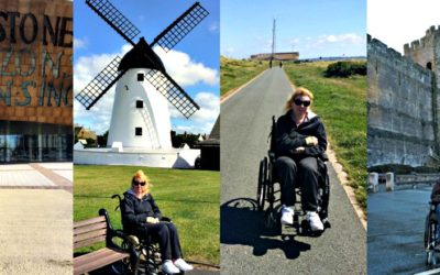 25 Wheelchair Friendly Walks in the UK and Ireland