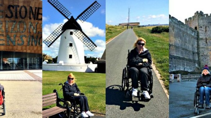 Wheelchair Friendly Walks