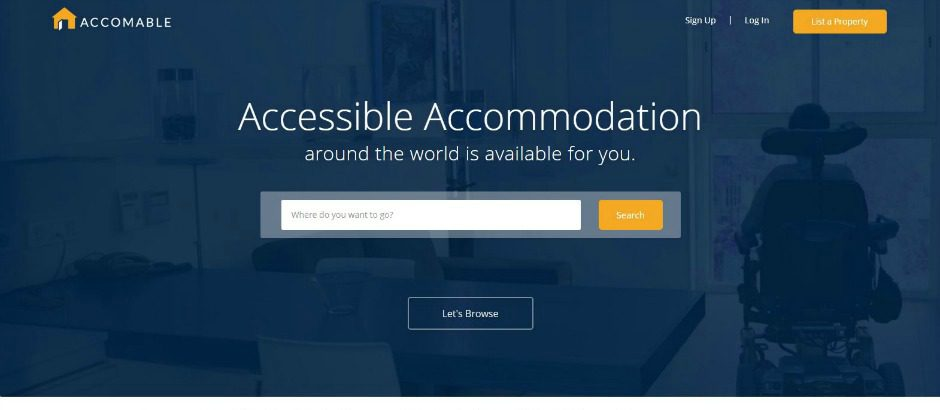 Accessible Accommodation