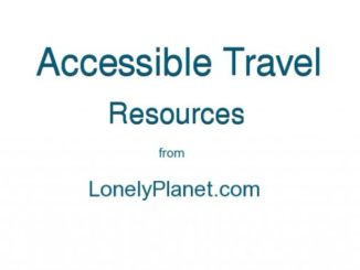 Disabled Access Resources for Travellers
