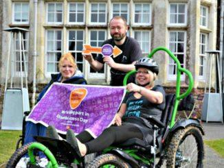 Disabled Access Day in Hannahs