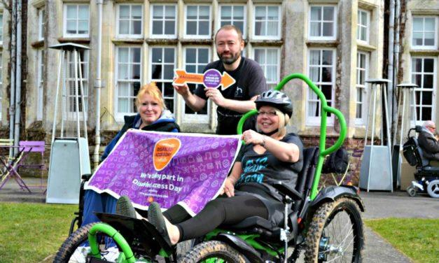 Disabled Access Day in Dartmoor 2016