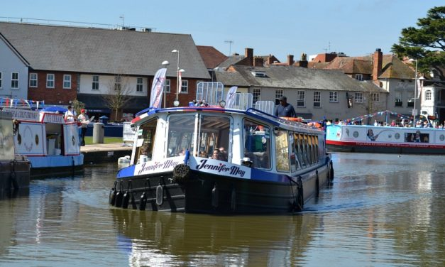 Accessible Canal and River Tours in Stratford upon Avon